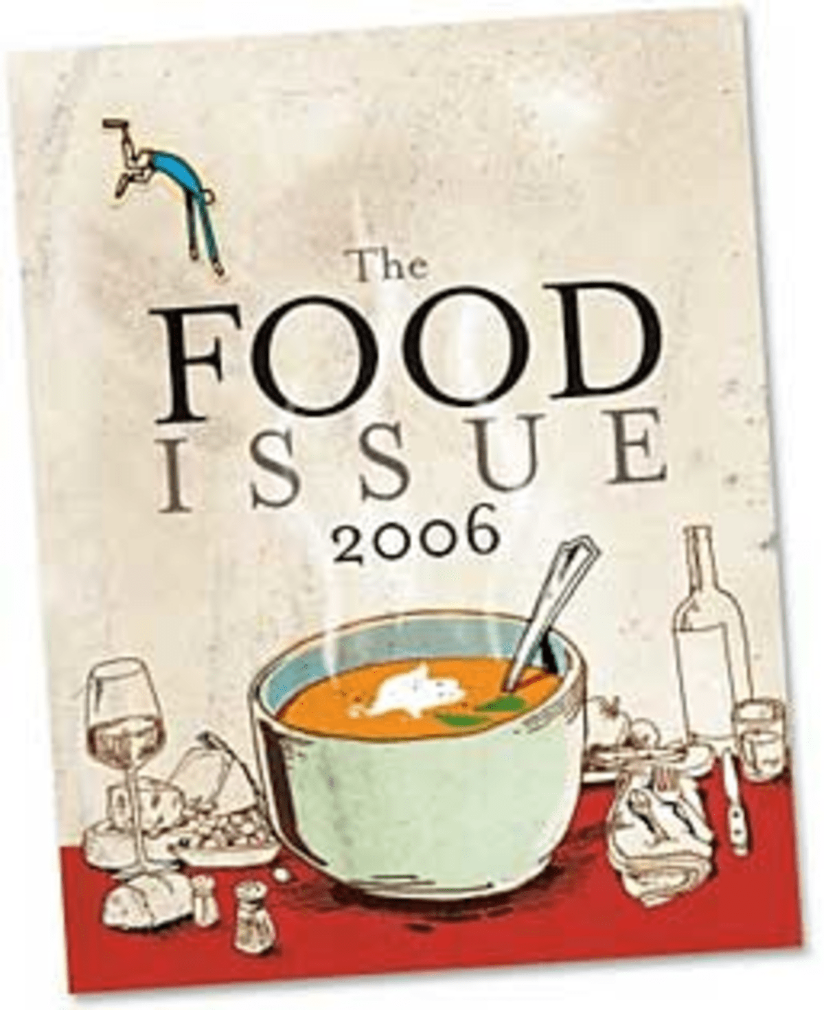 The October 27, 2006 Food Supplement