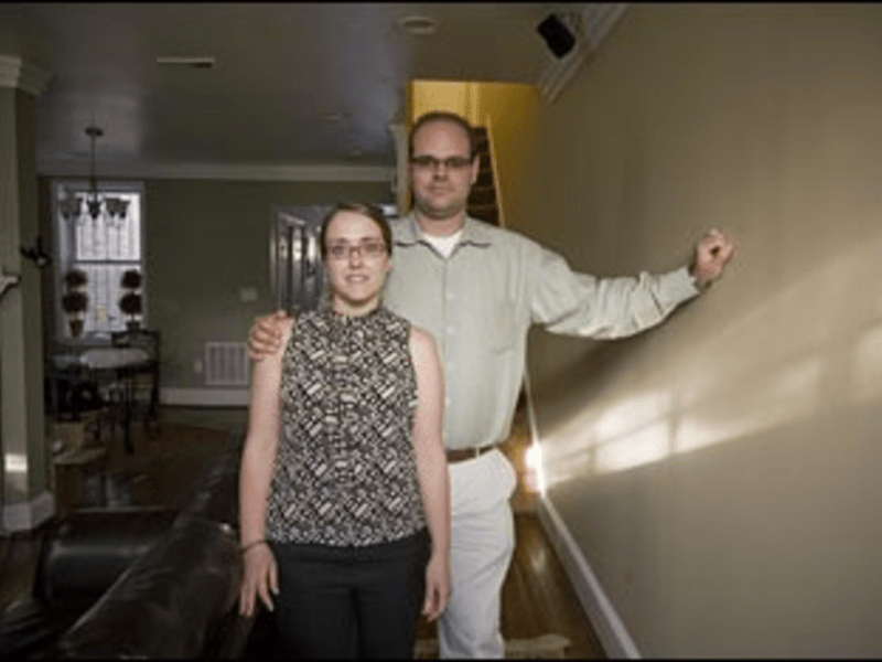 Room for Improvement: Angie and Rob Stillwell say DCRA?s sweep on vacant houses left them with a tax mess.