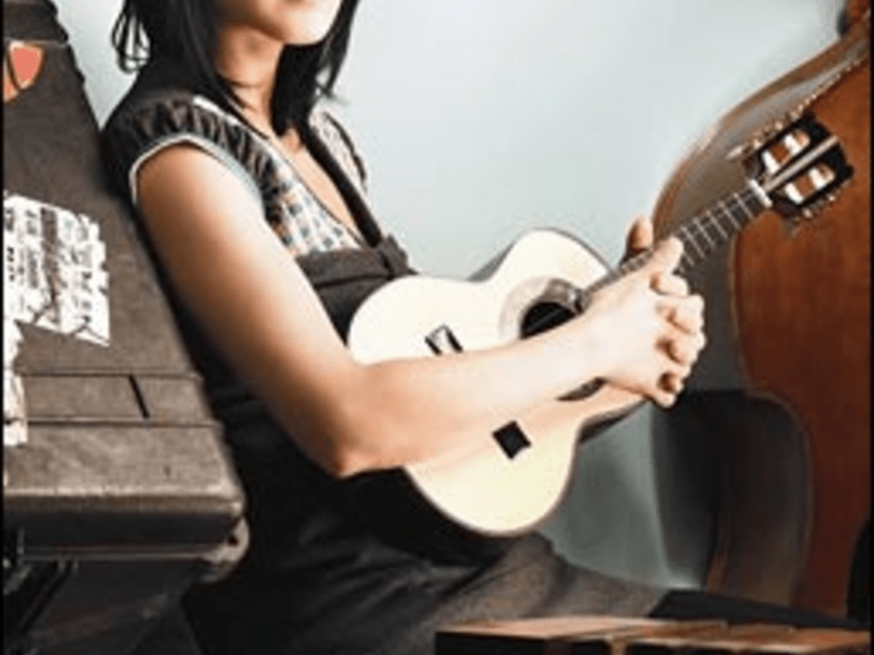 Packing Her Brags: Venegas moves with confidence on her acoustic disc.