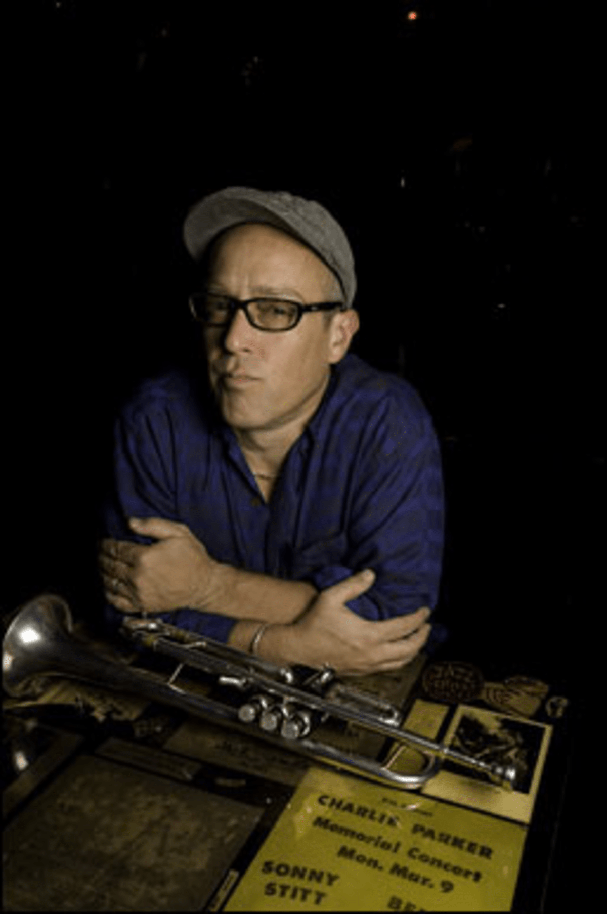 Blasts From the Past: Douglas finds inspiration in historical jazz.