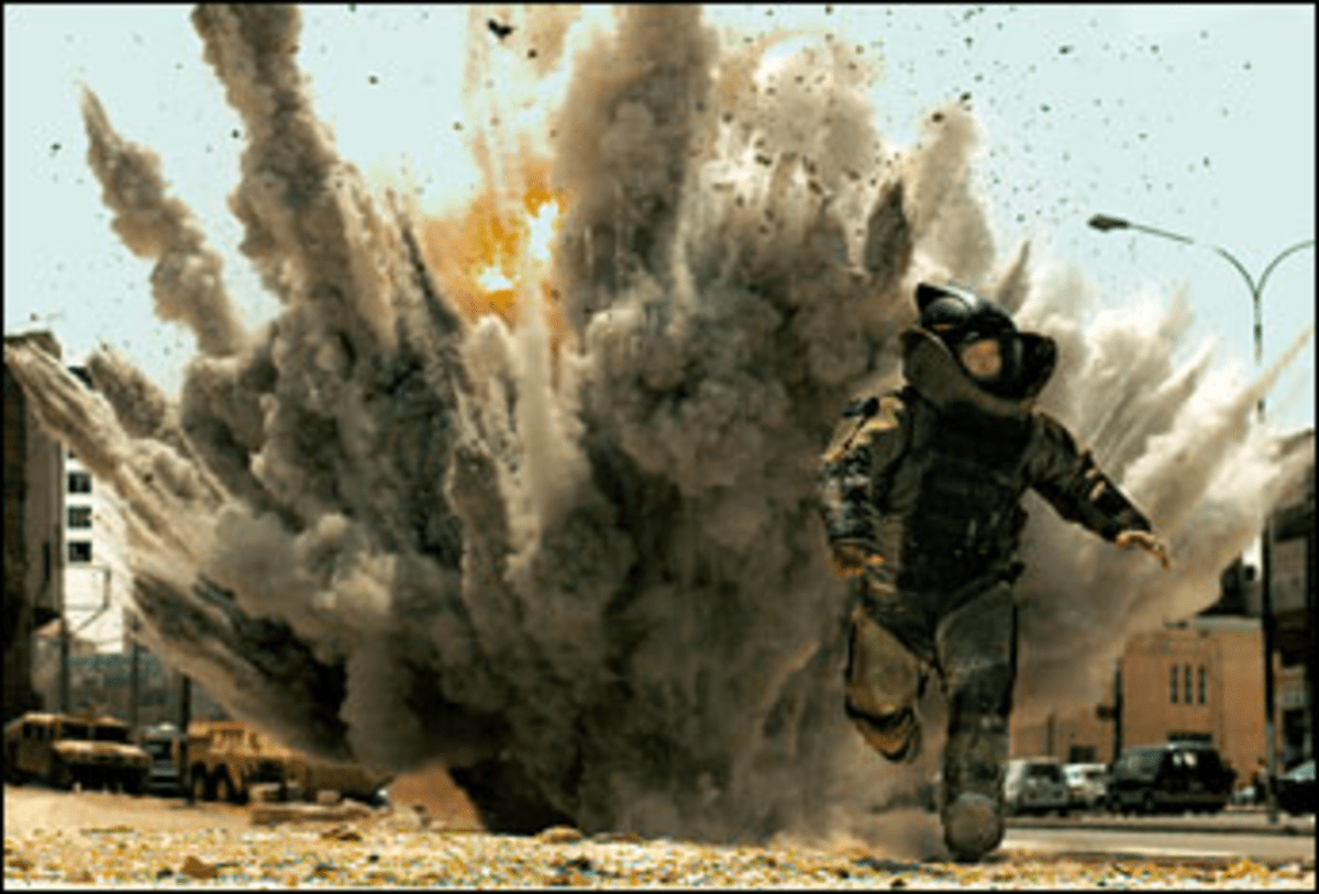 Aplomb Disposal: The Hurt Locker is a deft, touching portrayal of Iraq?s defusing experts.