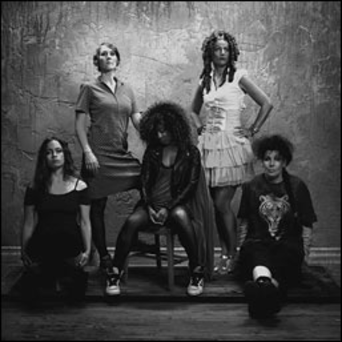 Lass Reunion: The Slits try to revisit their glory days.
