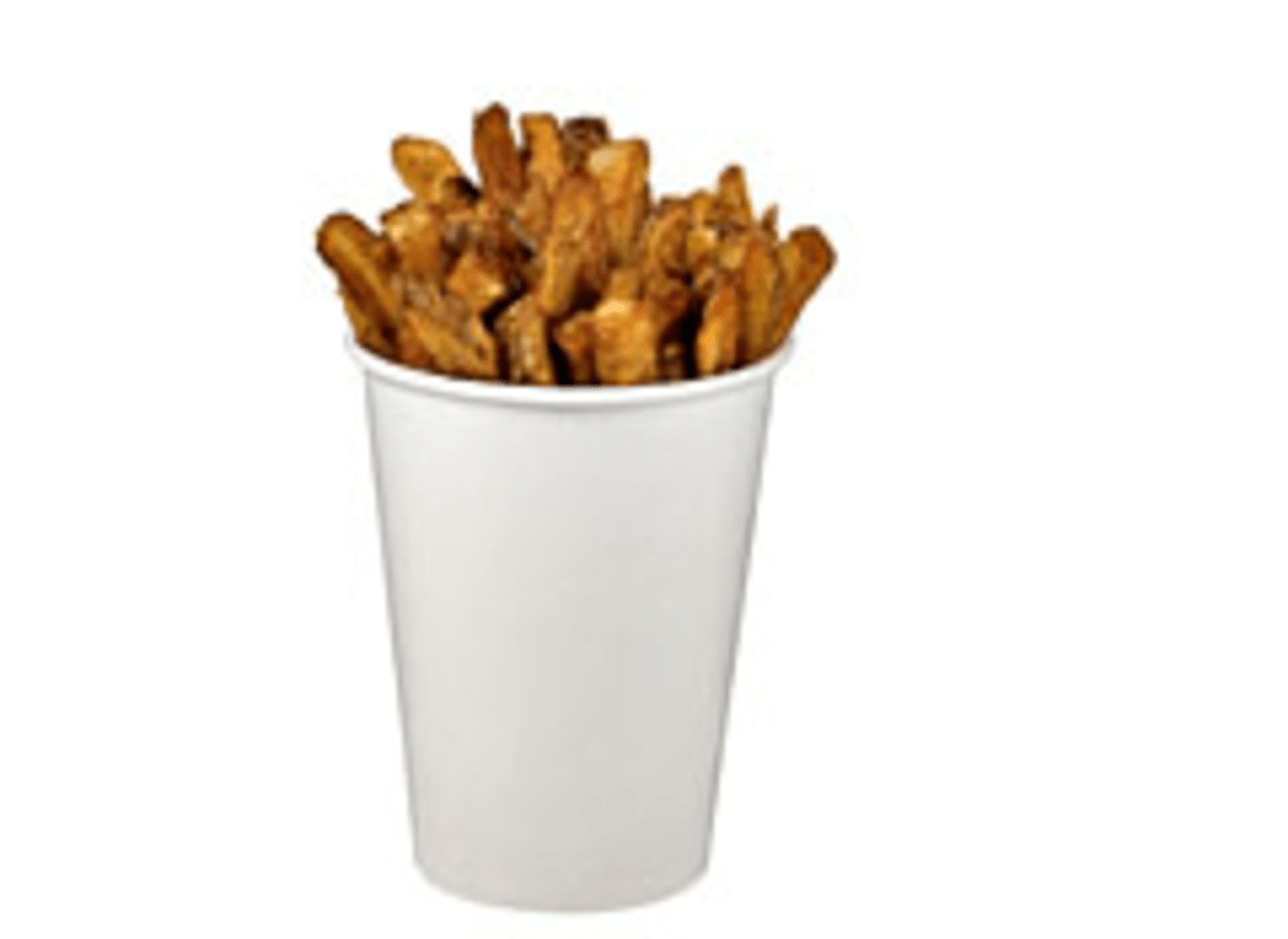Usage: SS August 2011 Story: French Fries Brand: Five Guys Model: Size Regular CU: N/A Photographer: John Walsh