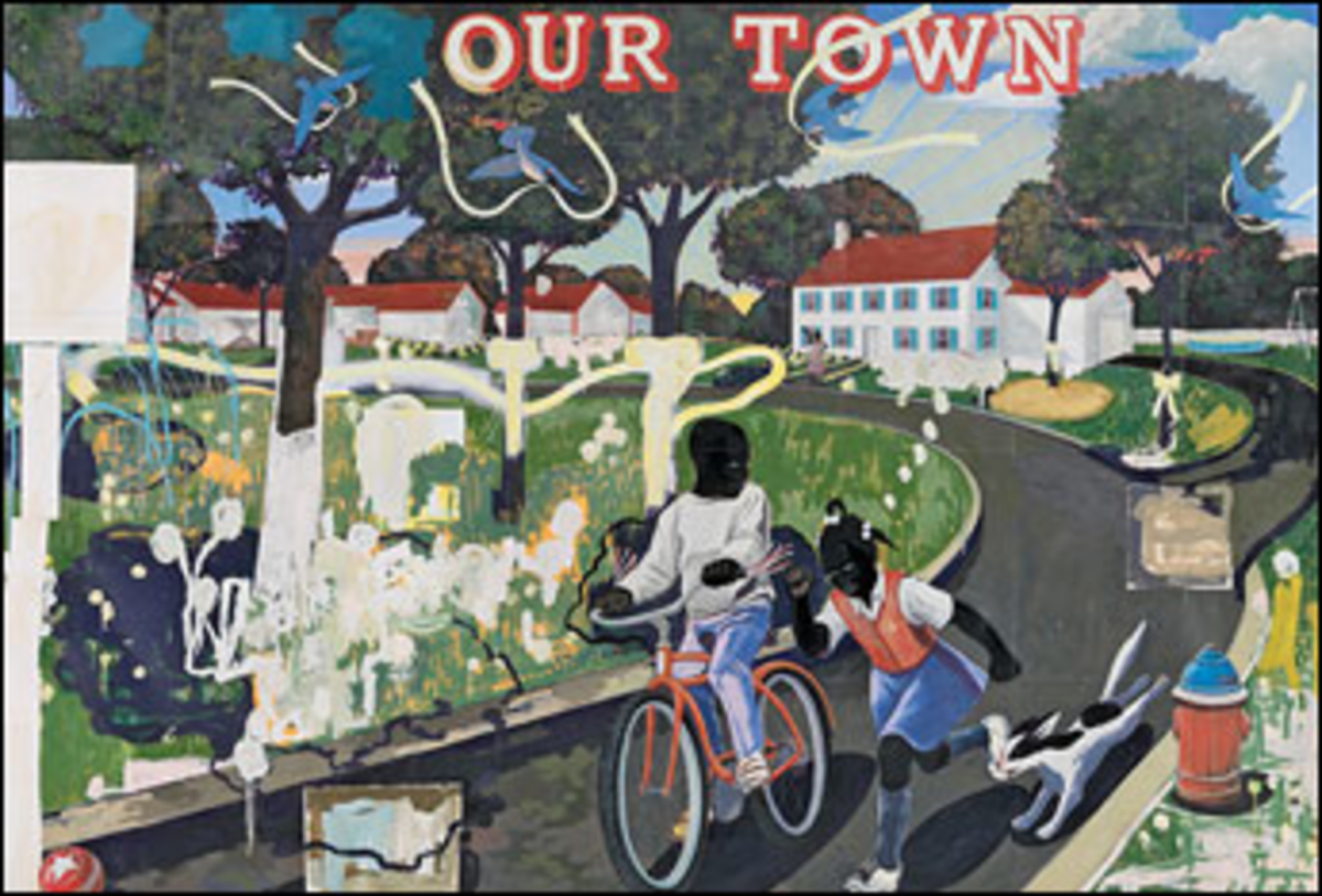 Kerry James Marshall, Our