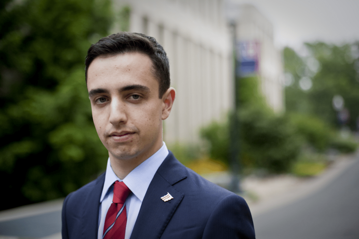 American University student and ANC3D commissioner Rory Slatko