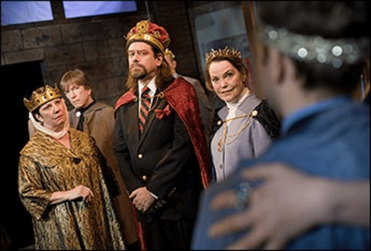Changing of the Bard: King John is bigger than its venue.