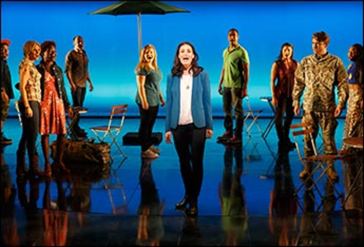 The Great White Weigh: If/Then works through its pre–Broadway kinks.