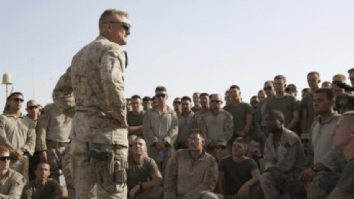 "Cut on the Bias: File The Hornet's Nest under ""war propaganda."""