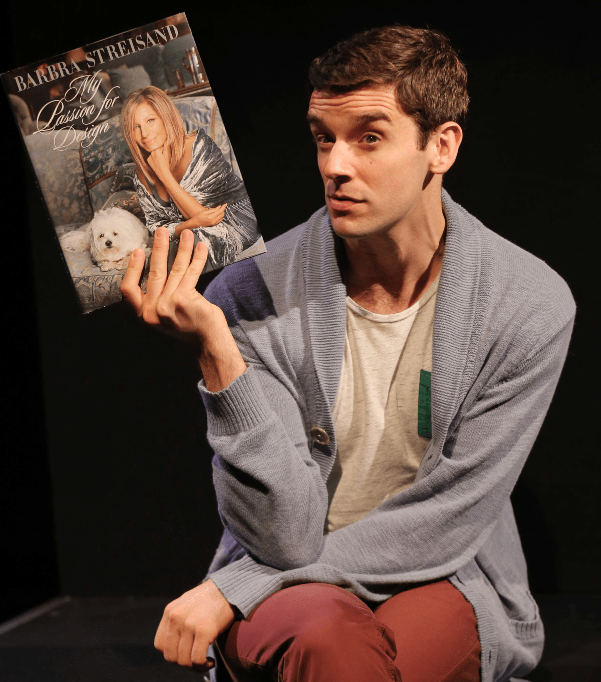 Buyer & Cellar Barrow Street Theatre  Cast List: Michael Urie Production Credits: Stephen Brackett (Director) Andrew Boyce (Scenic Design) Jessica Pabst (Costume Design) Eric Southern (Lighting Design) Other Credits: Written by: Jonathan Tolins