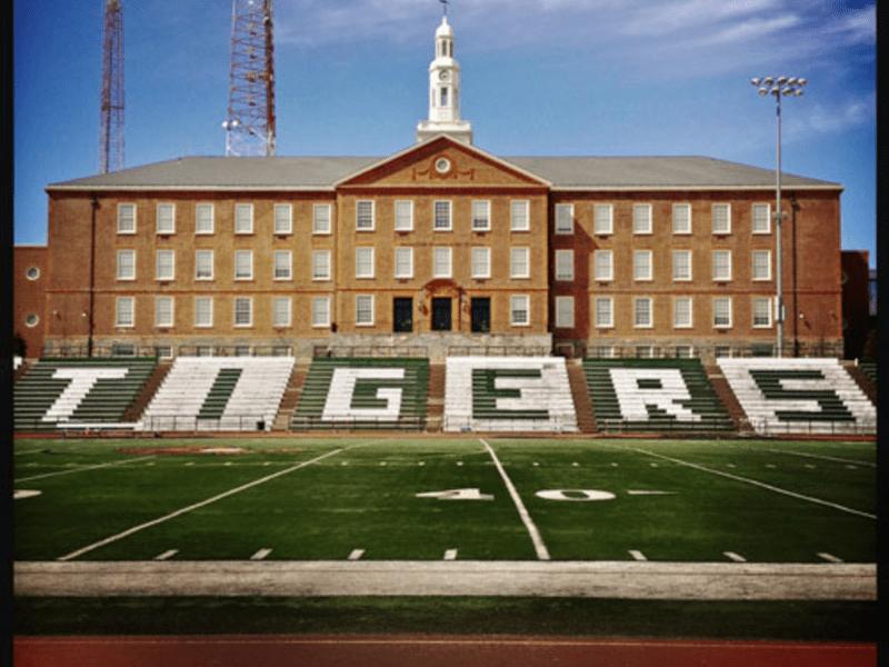 Wilson High School.