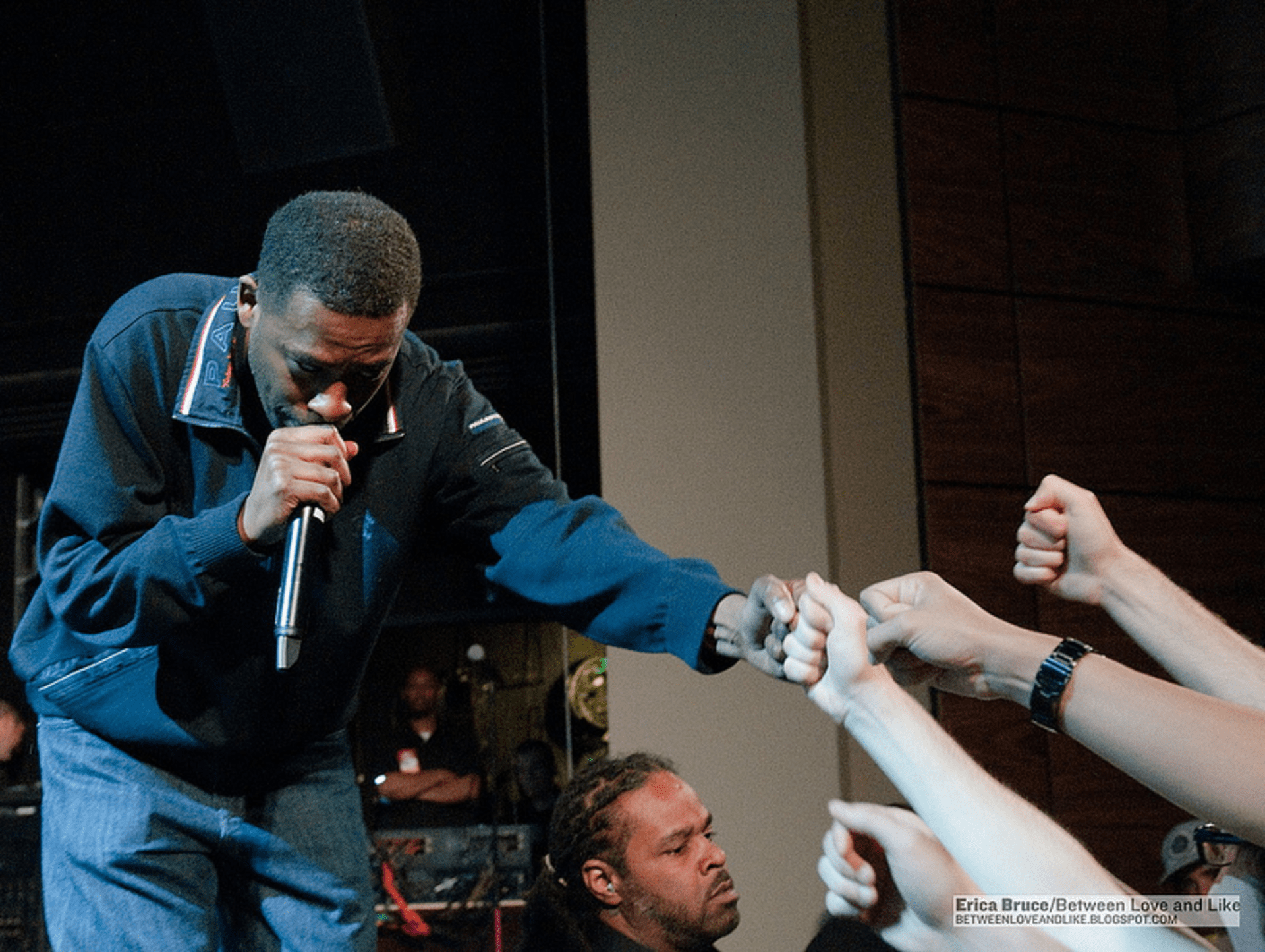 GZA, of Wu-Tang Clan