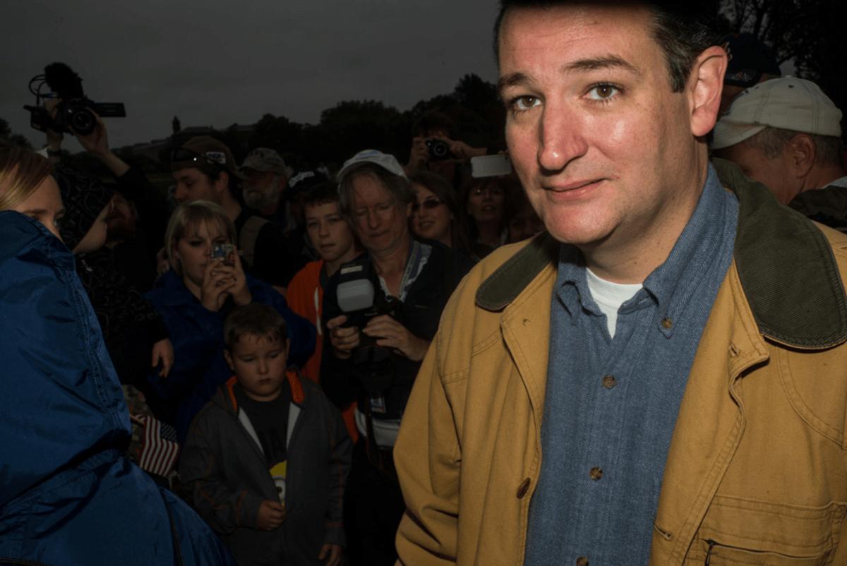 Senator Ted Cruz, R-TX