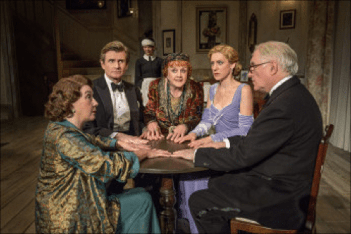 Come to see Angela Lansbury, stay for the strong ensemble.