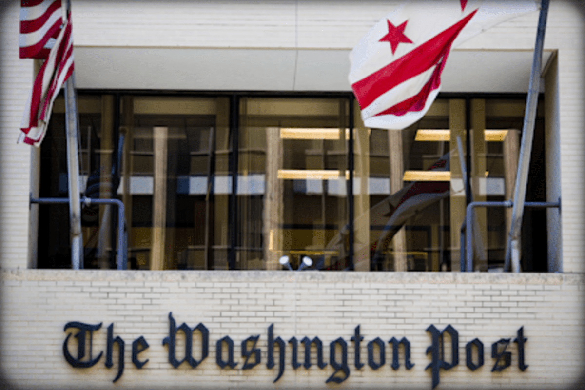 The Washington Post Building
