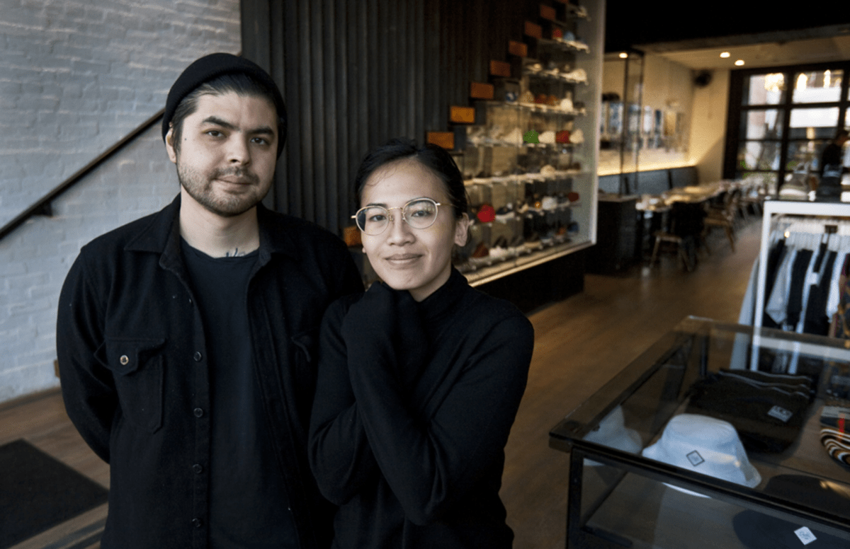Maketto chef Erik Bruner-Yang and his wife Seda Nak send chefs to Cambodia.