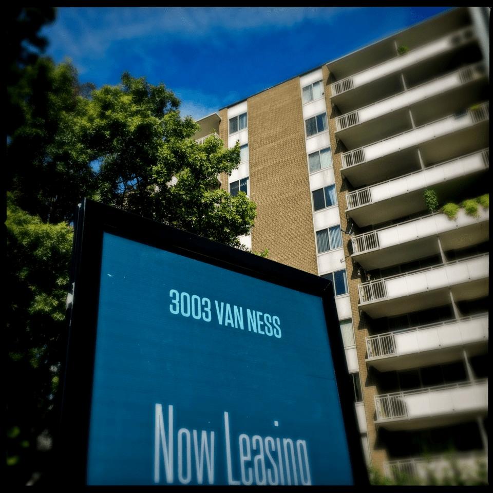 3003 Van Ness Apartments