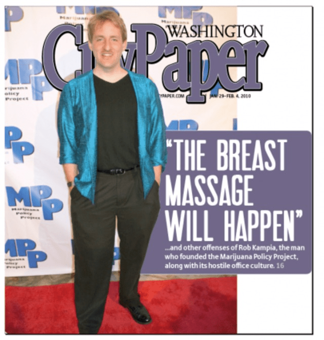 A 2010 edition of City Paper