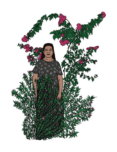 """Ana Josefa"" by Veronica Melendez (2018)"