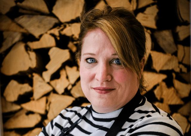 Photo of Amy Brandwein by Darrow Montgomery