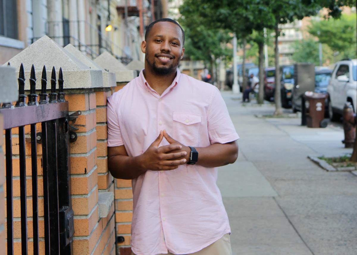 EatOkra Co-founder Anthony Edwards