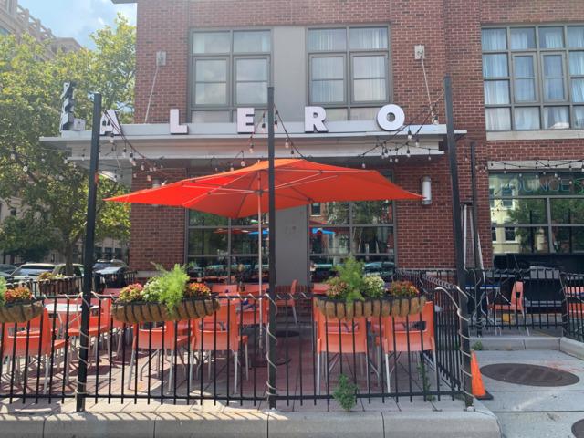 Alero Restaurant on U Street NW