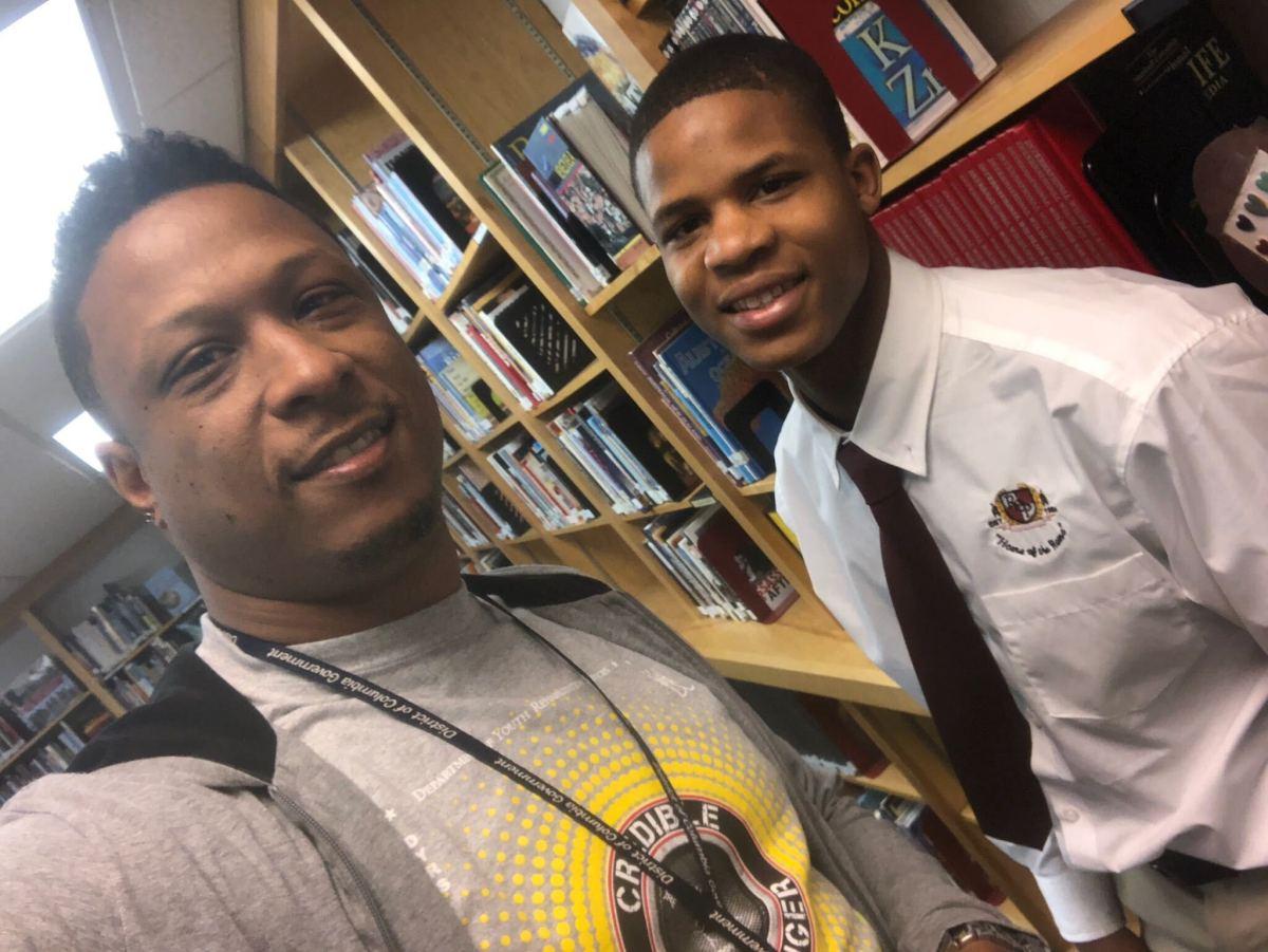 Omar Jackson and Deon Kay