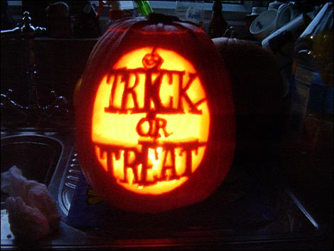Trick or treat at embassies is virtual this year.