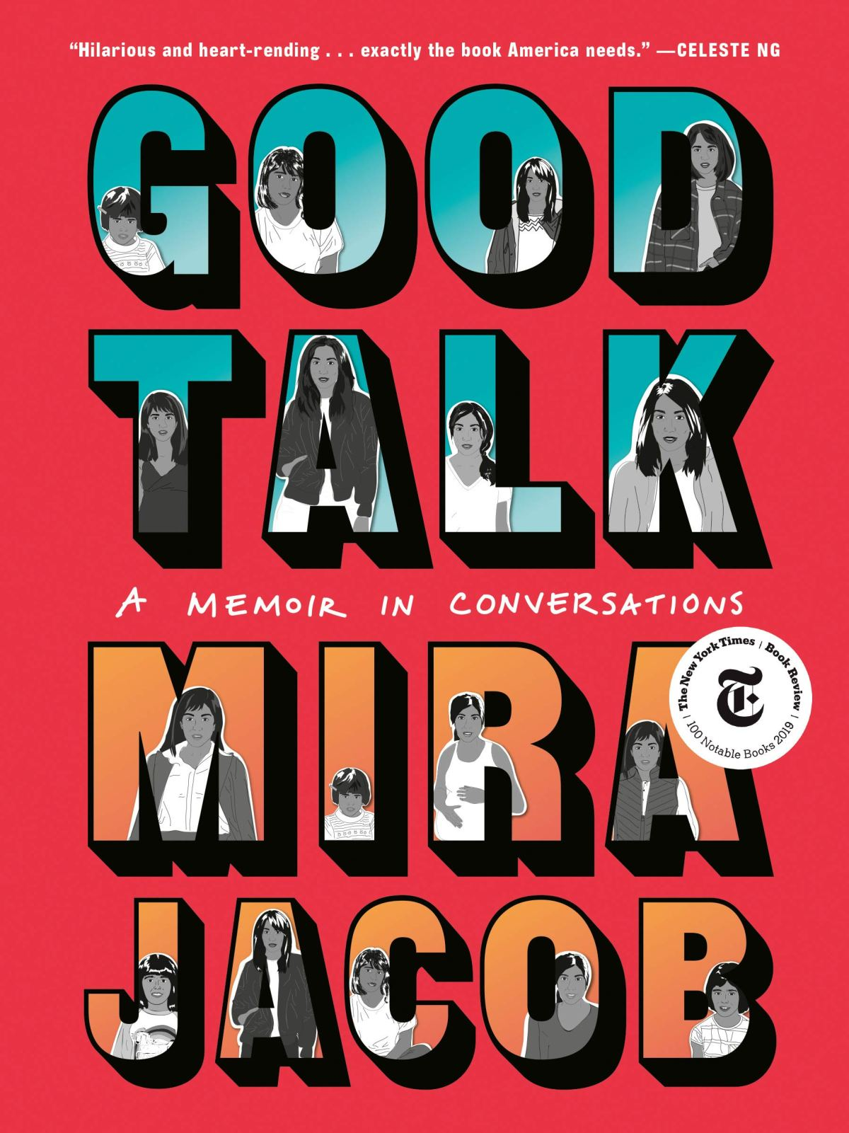 The cover of Good Talk