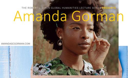 Amanda Gorman promotional image
