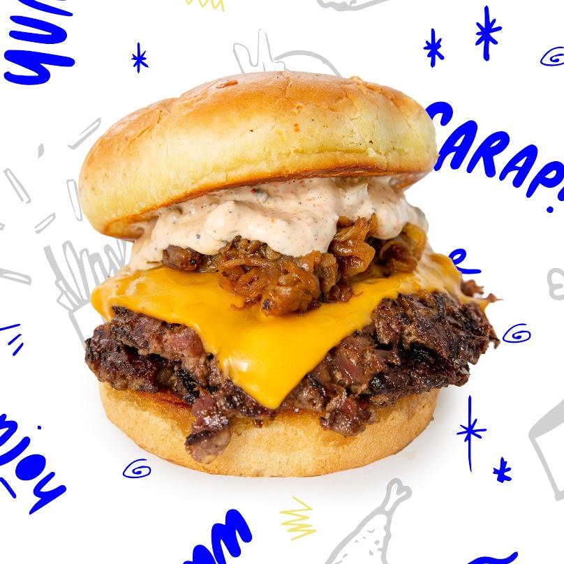 Pogi Burger at Pogiboy