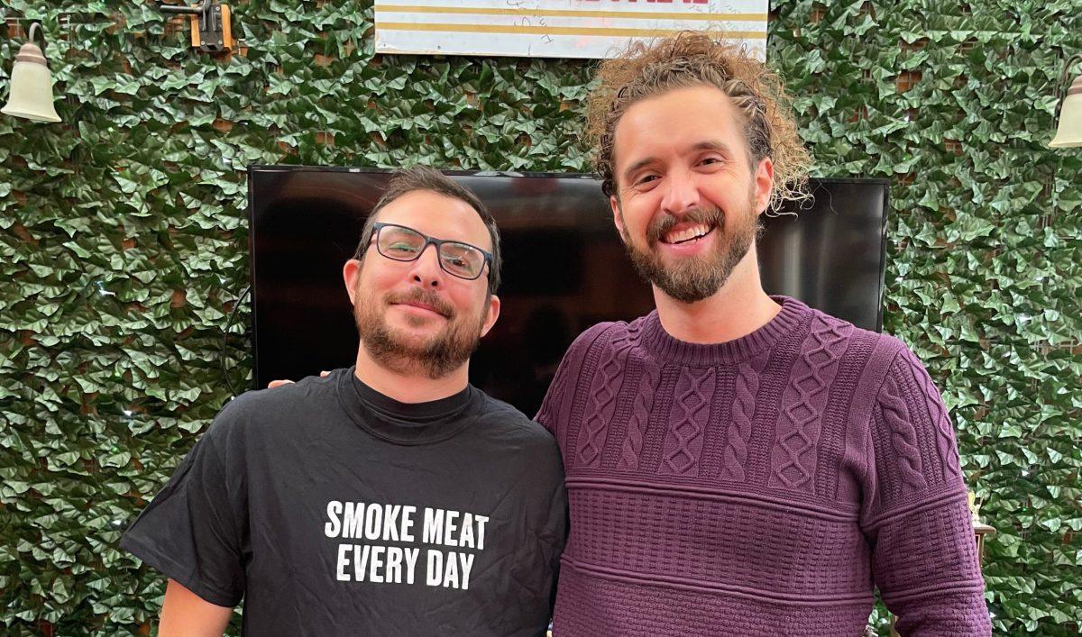 DC To-GoGo Co-founders Josh Saltzman and Adam Fry
