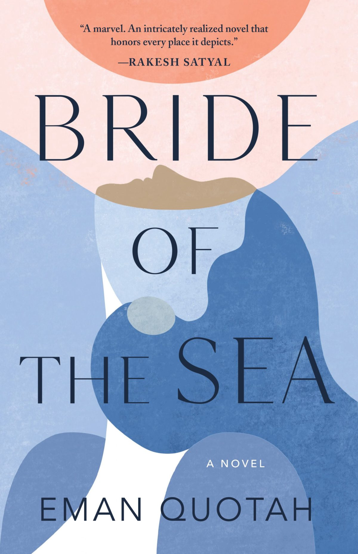 The cover of Bride of the Sea.