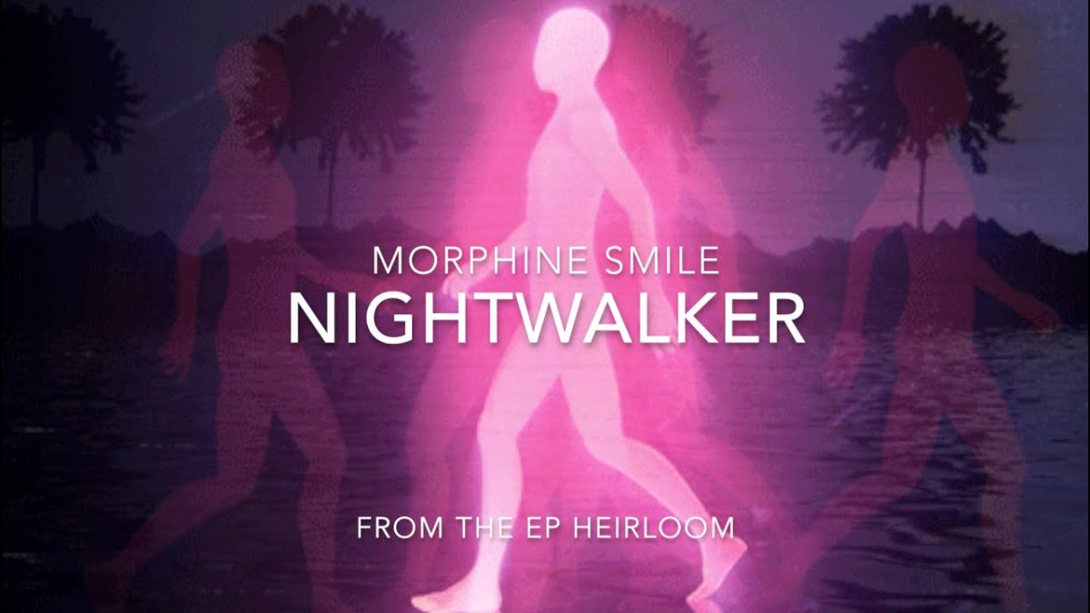 The cover of the Nightwalker music video.