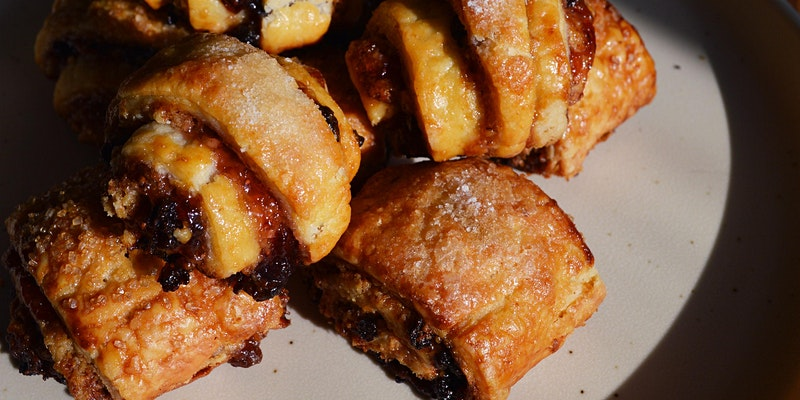 """The event image for """"How to Make Rugelach."""""""
