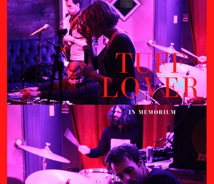 The cover of Tuff Lover's In Memorium.