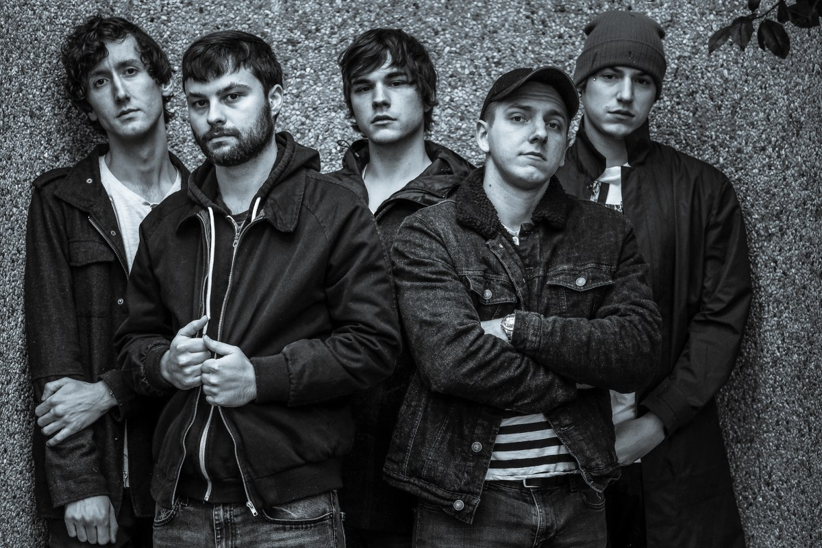 Members of the pop-rock band Merci.