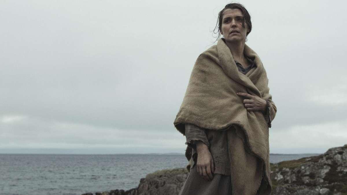 A still from Arracht, streaming at the Capital Irish Film Festival.