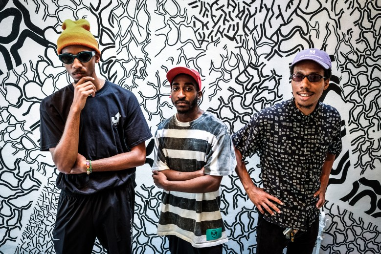 Arists Maxwell Young, Maps Glover, and Jamal Gray, Sept. 4