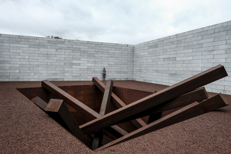 Glenstone, art museum and outdoor space, Sept. 21