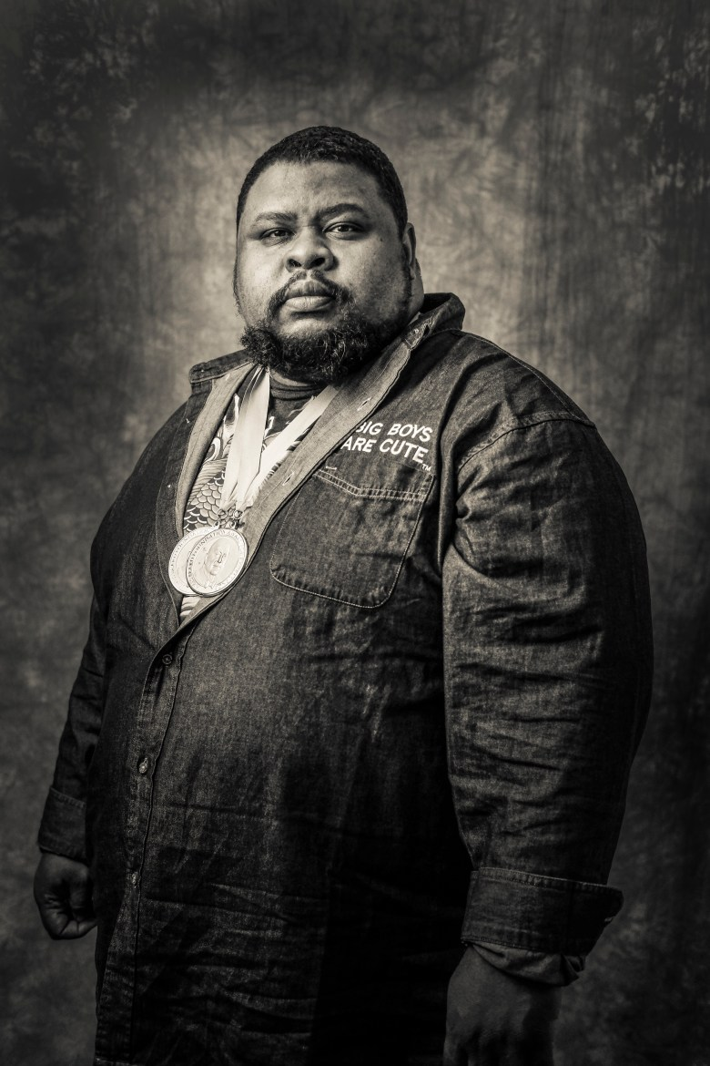 Michael Twitty in The People Issue, Nov. 9
