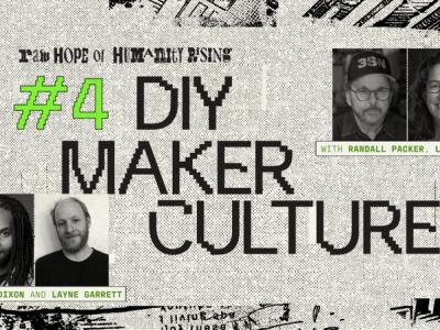 Promotional image for DIY Maker Culture.