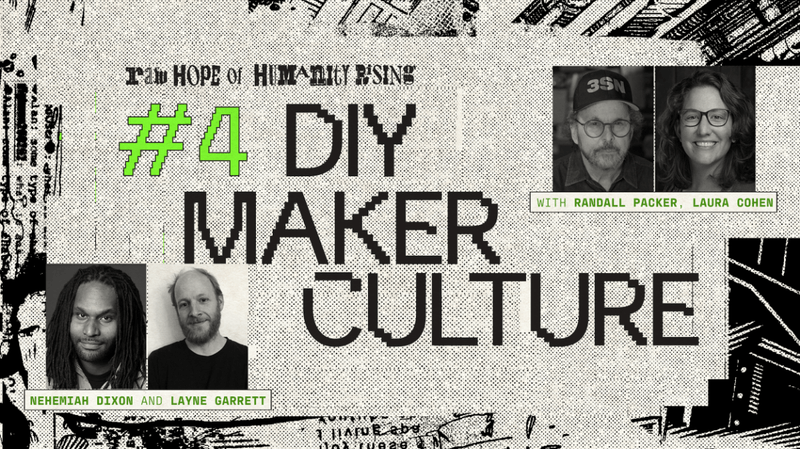 Promotional image for DIY Maker Culture.