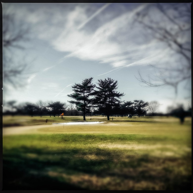 East Potomac Golf Course, Jan. 20, 2018