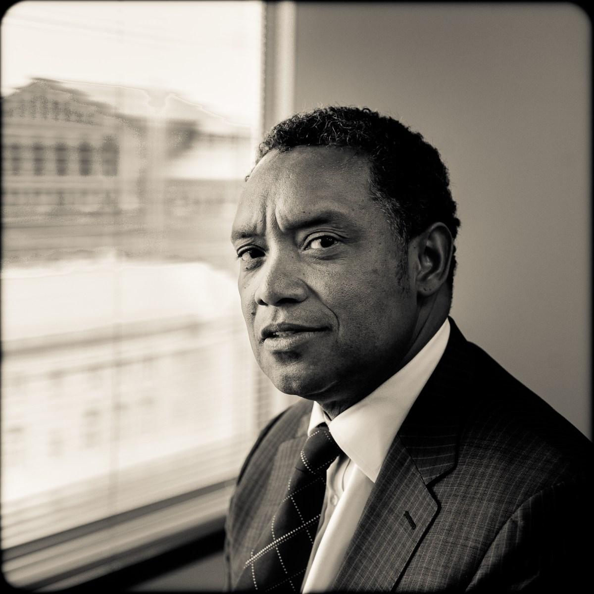 Headshot of Attorney General Karl Racine