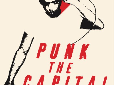 The DVD cover for Punk the Capital.
