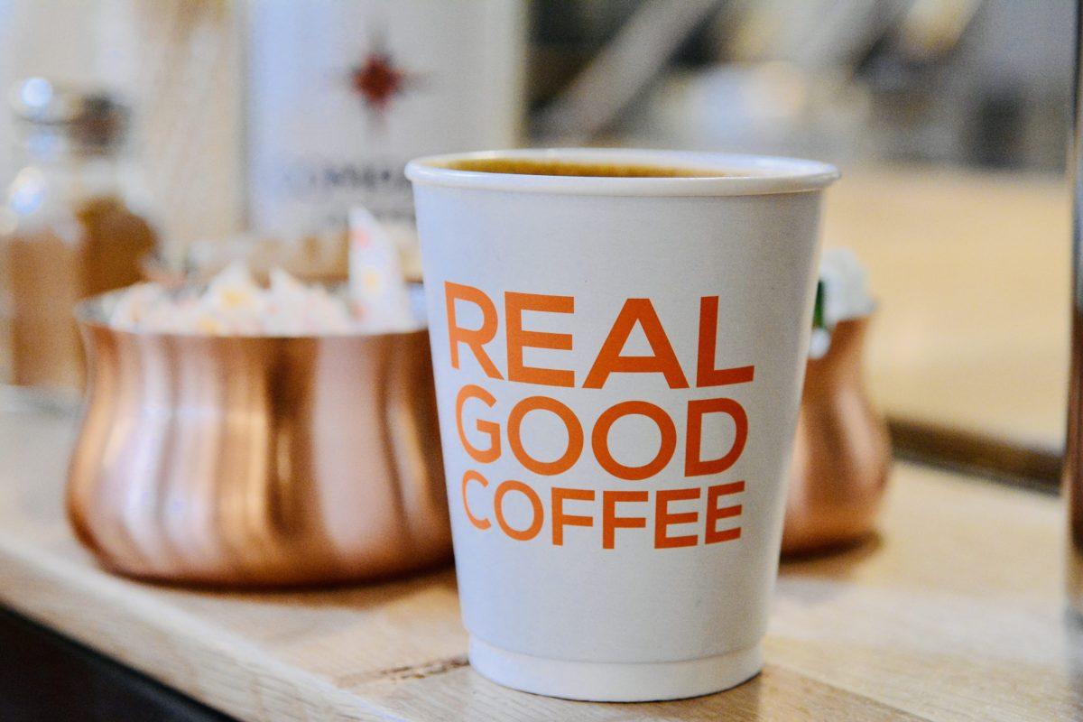 Compass Coffee coffee cup