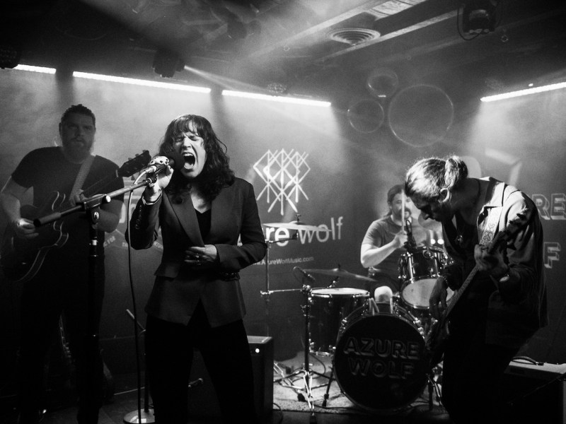 Azure Wolf returns to DC9 for Independent Venue Week