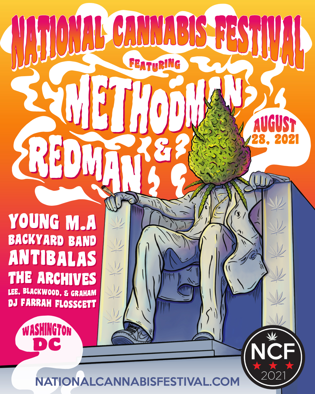 National Cannabis Festival at RFK