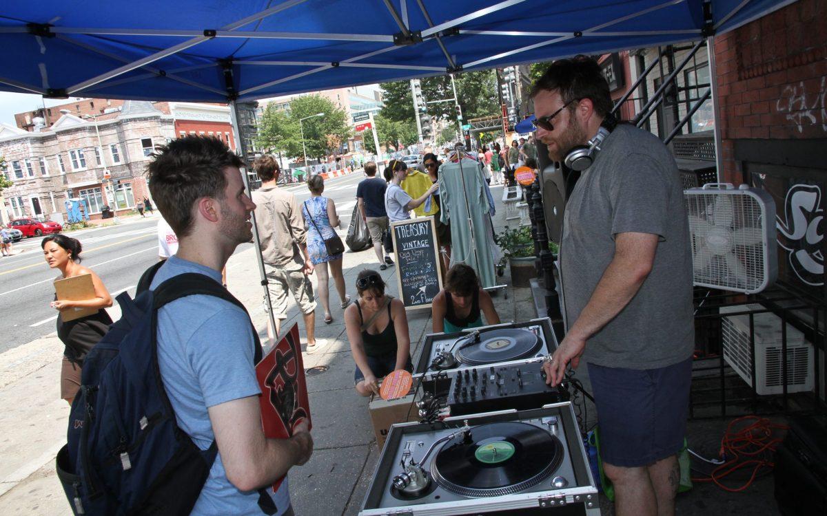 Dog Days of Summer Sidewalk Sale, Aug. 7 and 8.