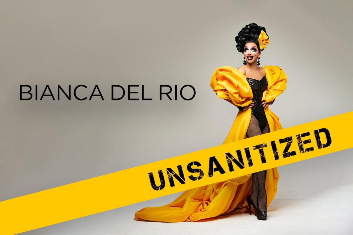Bianca Del Rio at Lincoln Theatre